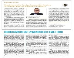 The legal article of our CEO, Mr. Andru, is published by the February edition of Asian Legal Business magazine 2018.