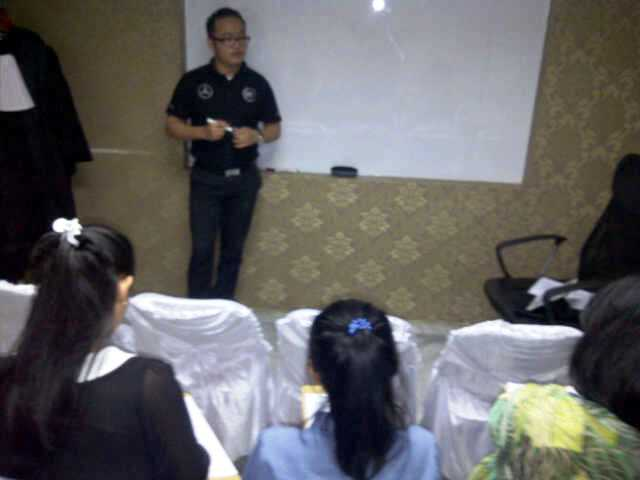 Our CEO, Mr. Andru, as a speaker on Medical Law and Hospital.
