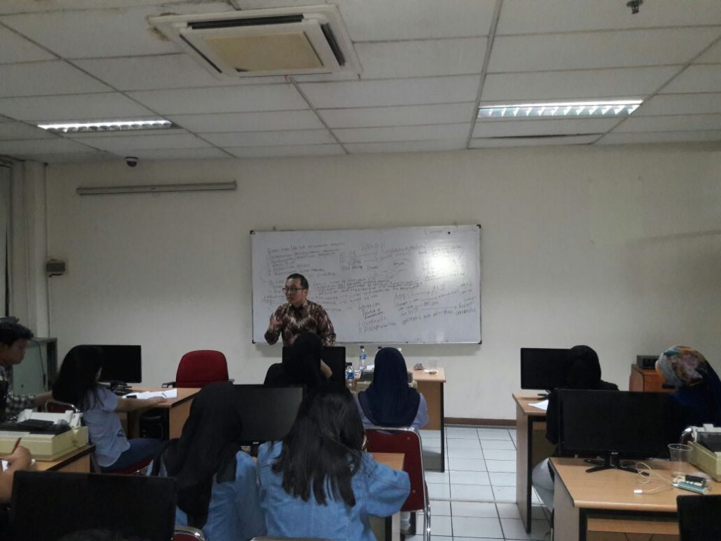 Our CEO, Mr. Andru, as a speaker for contract law, breach and civil procedure law.
